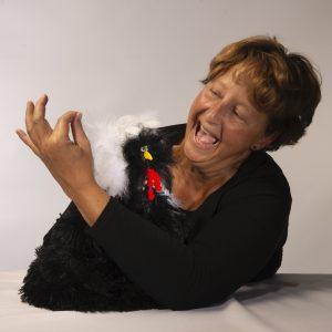 Charlee Grandjean marionnettiste